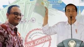 Presiden Jokowi dan Gubernur Anies Kunjungi KBN
