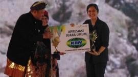 KBN Berikan Apresiasi kepada Sumatera Selatan sebagai Juara Umum API 2018