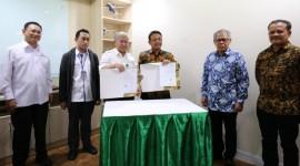 KBN Teken HOA dengan PT. Pelabuhan Tanjung Priok
