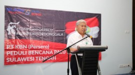 Karyawan KBN dan Investor Patungan Bantu Korban Bencana Palu dan Donggala