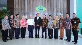 Gubernur Sulsel Ajak KBN Kembangkan Kawasan Industri di Wilayahnya