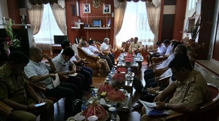 Bupati Takalar Siap Bebaskan Lahan untuk Kawasan Industri KBN